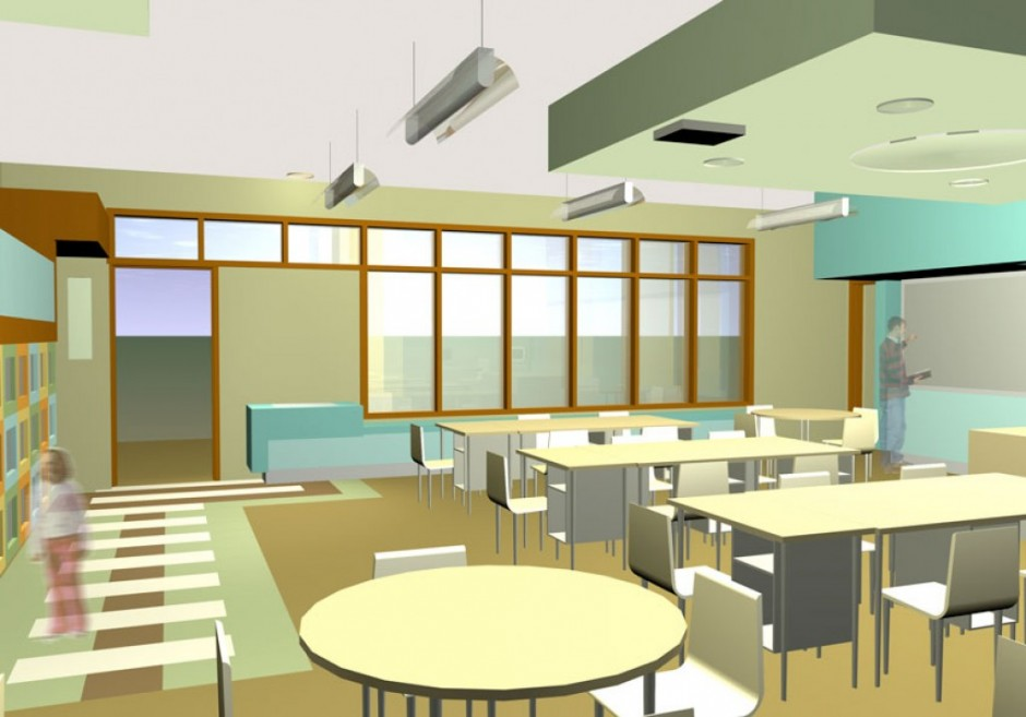 Classroom Design Website : New k school site mjpaia architecture design