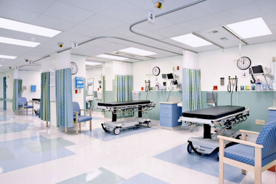 Emergency Department Room Design